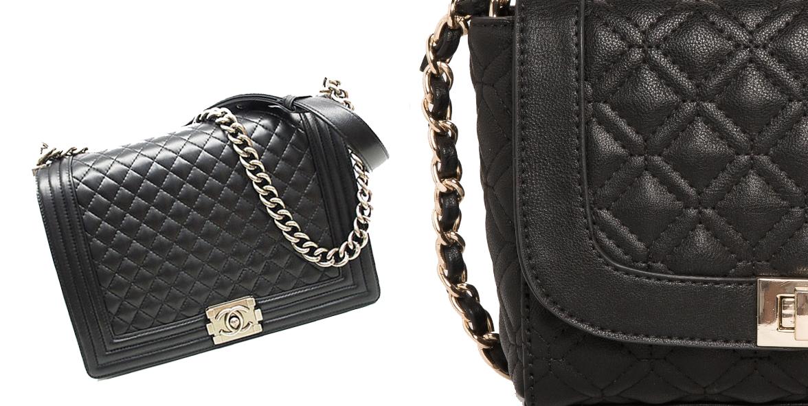 Namaak Tassen Online : Chanel tassen douchecabine