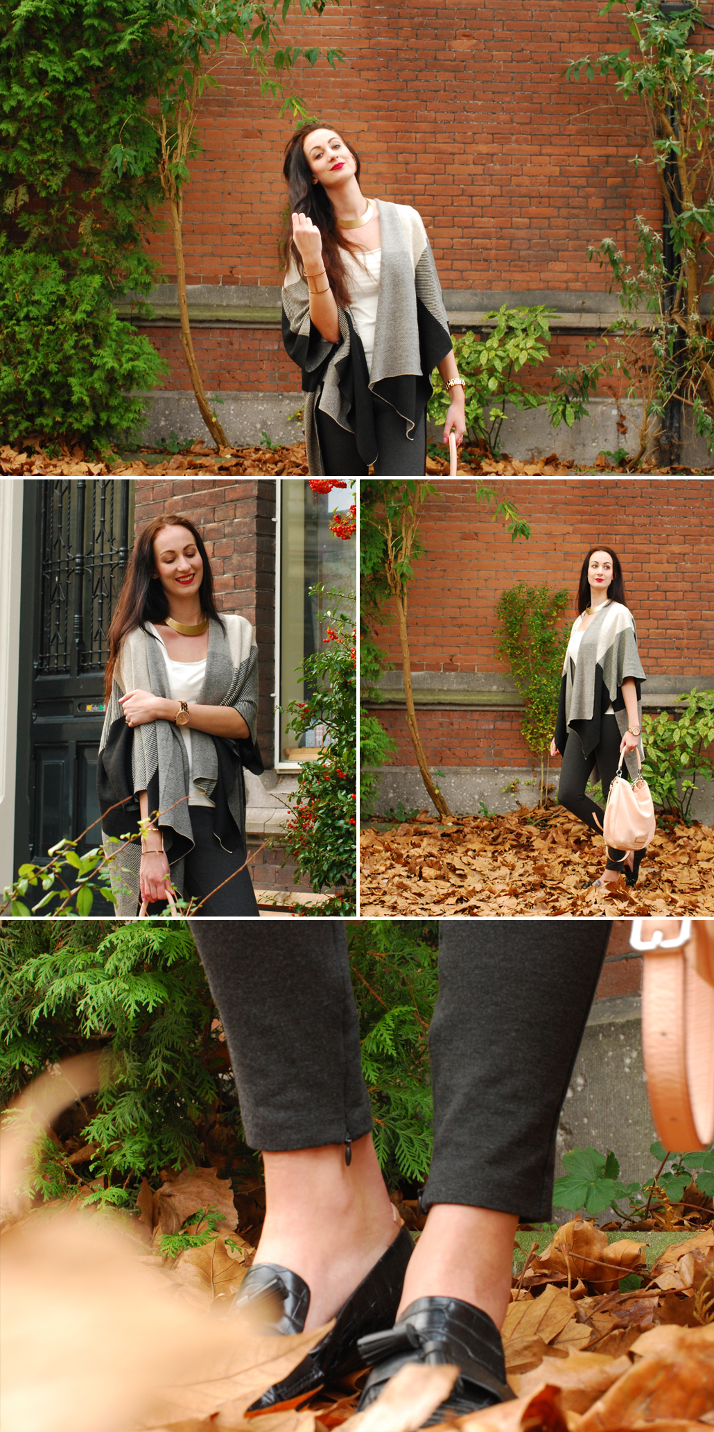 bloggers and brands ruelle dluxe poncho outfit recap 2015 fashion i love fashion bloggers lifestyle by linda