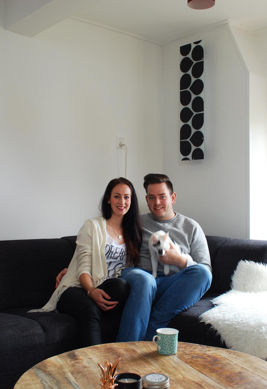 De grote woonkamer make-over + Giveaway