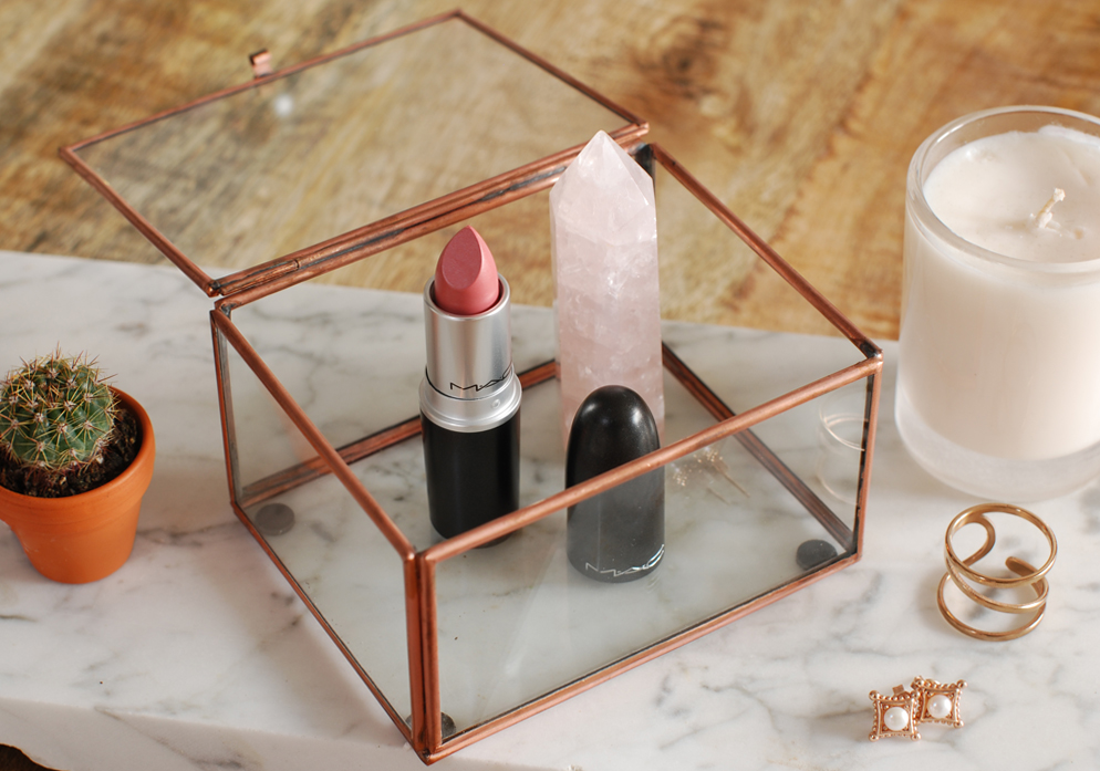 MAC Angel cosmetics review lifestyle by linda