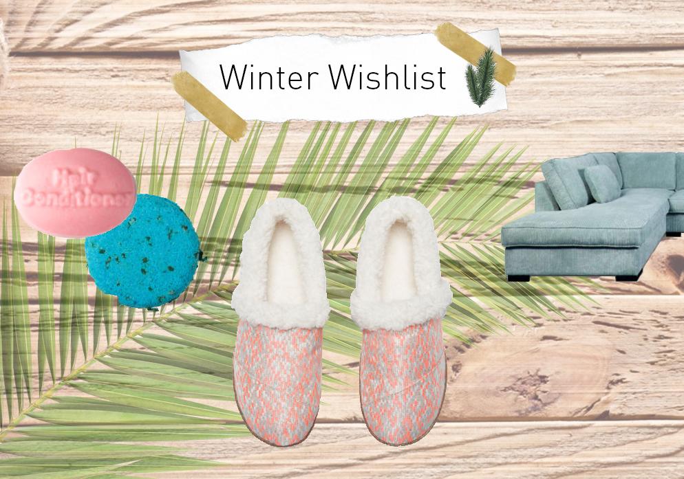 winter wishlist lifestyle by linda