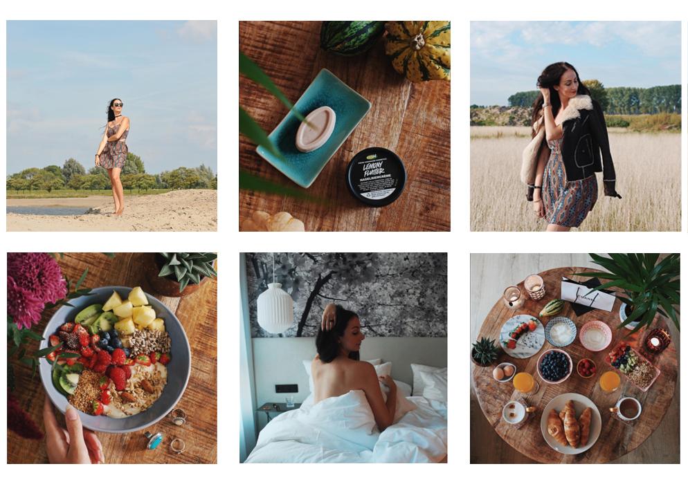 Linda's best 9 on Instagram 2016 best nine lifestylebylinda.nl
