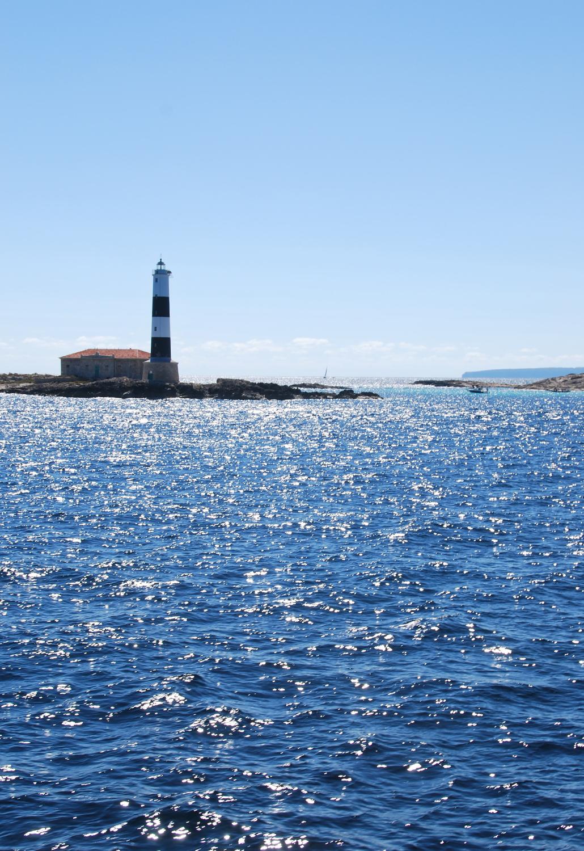Formentera eiland Balearen