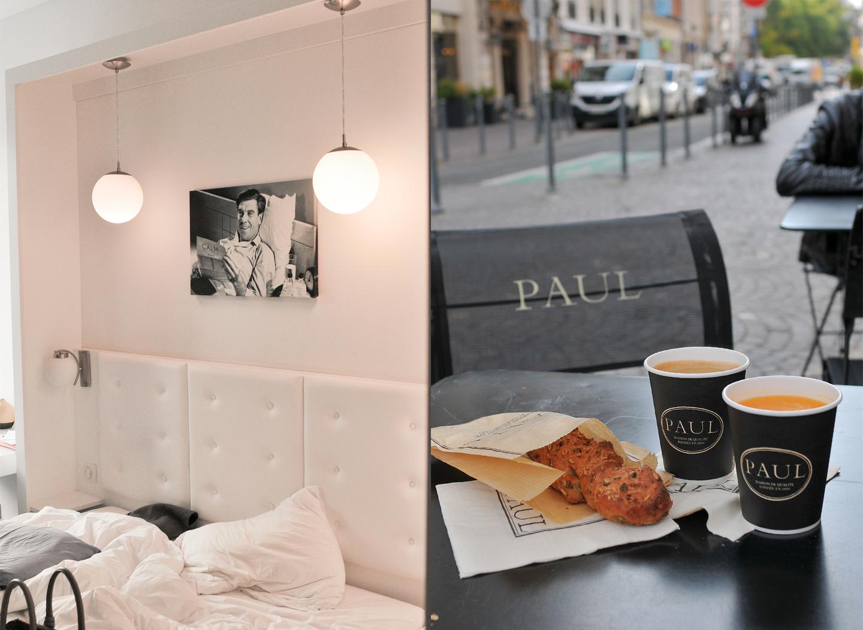 Lille Frankrijk Calm hotel Paul