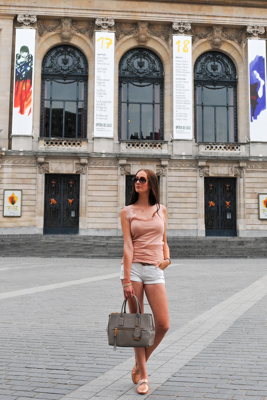 Lille Diaries Frankrijk Marc Jacobs Recruit East-West Tote Bag