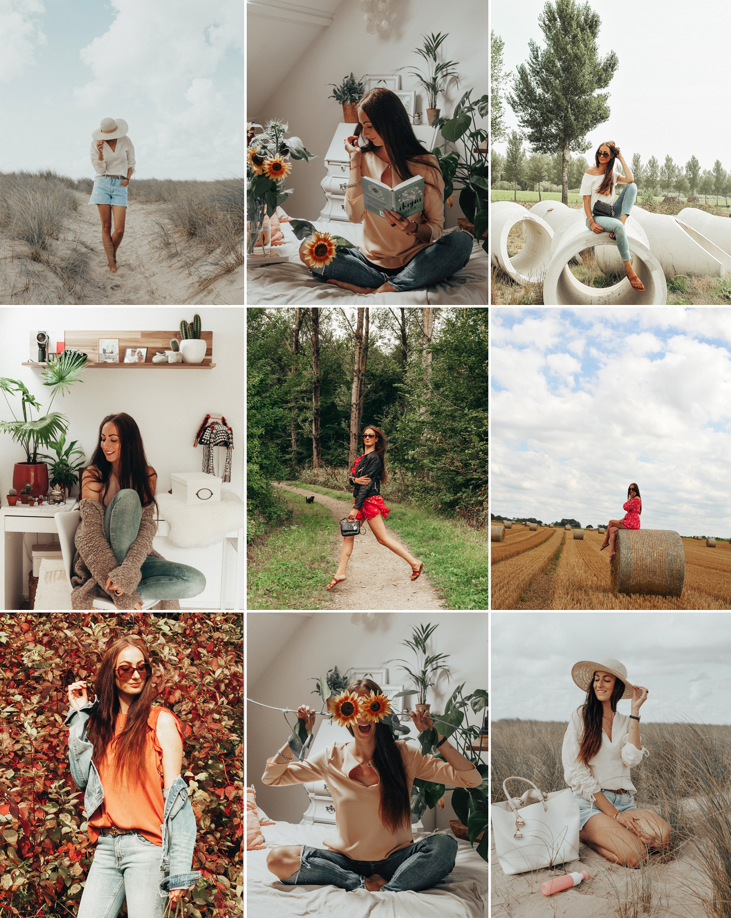 Recap september lifestyle by linda Instagram Best 9