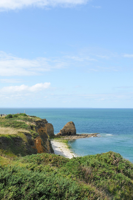 Normandy Diaries France Frankrijk Normandië Pointe du Hoc
