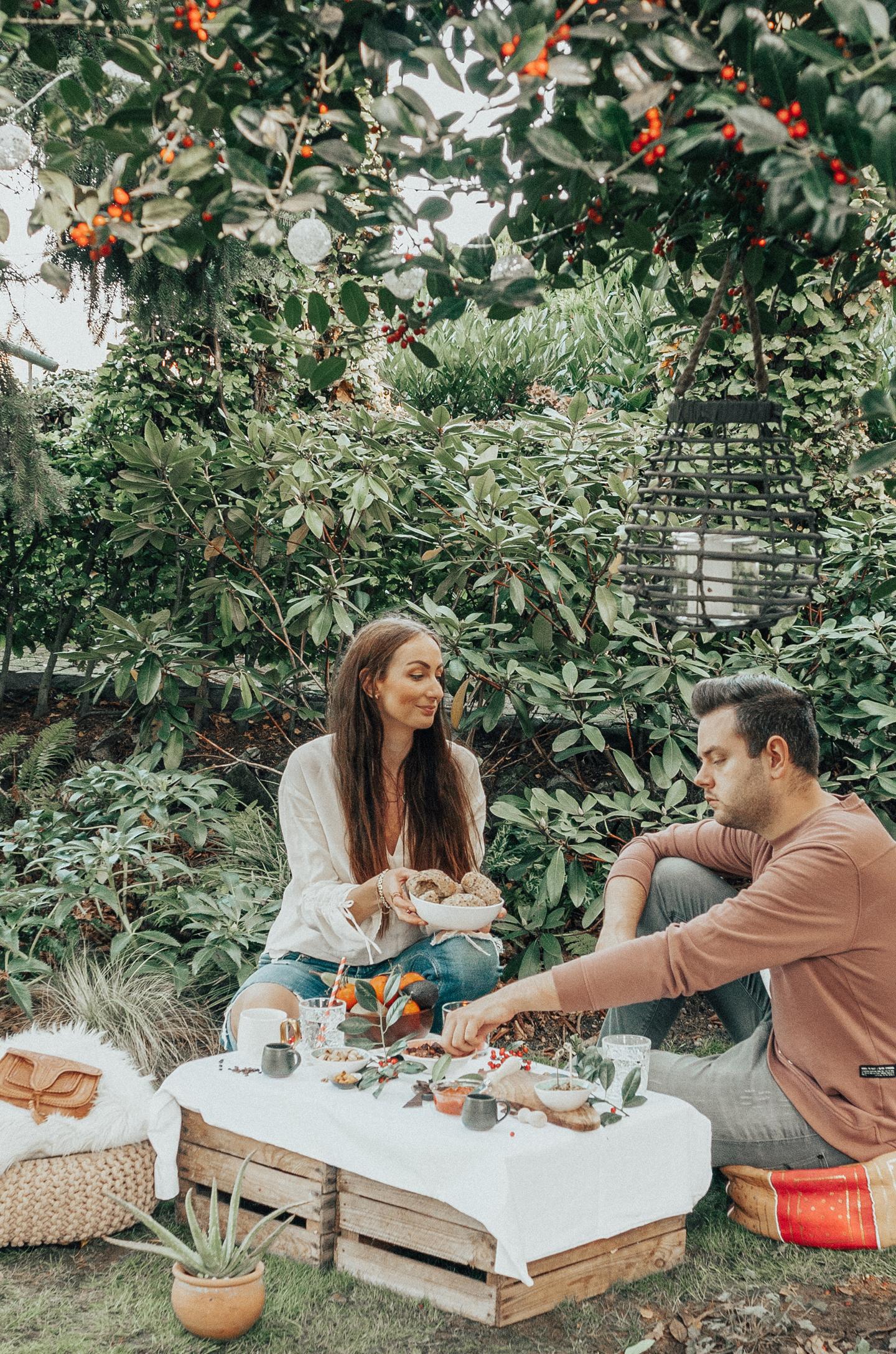 Najaars picknick Ah najaarstrends boho bohemian