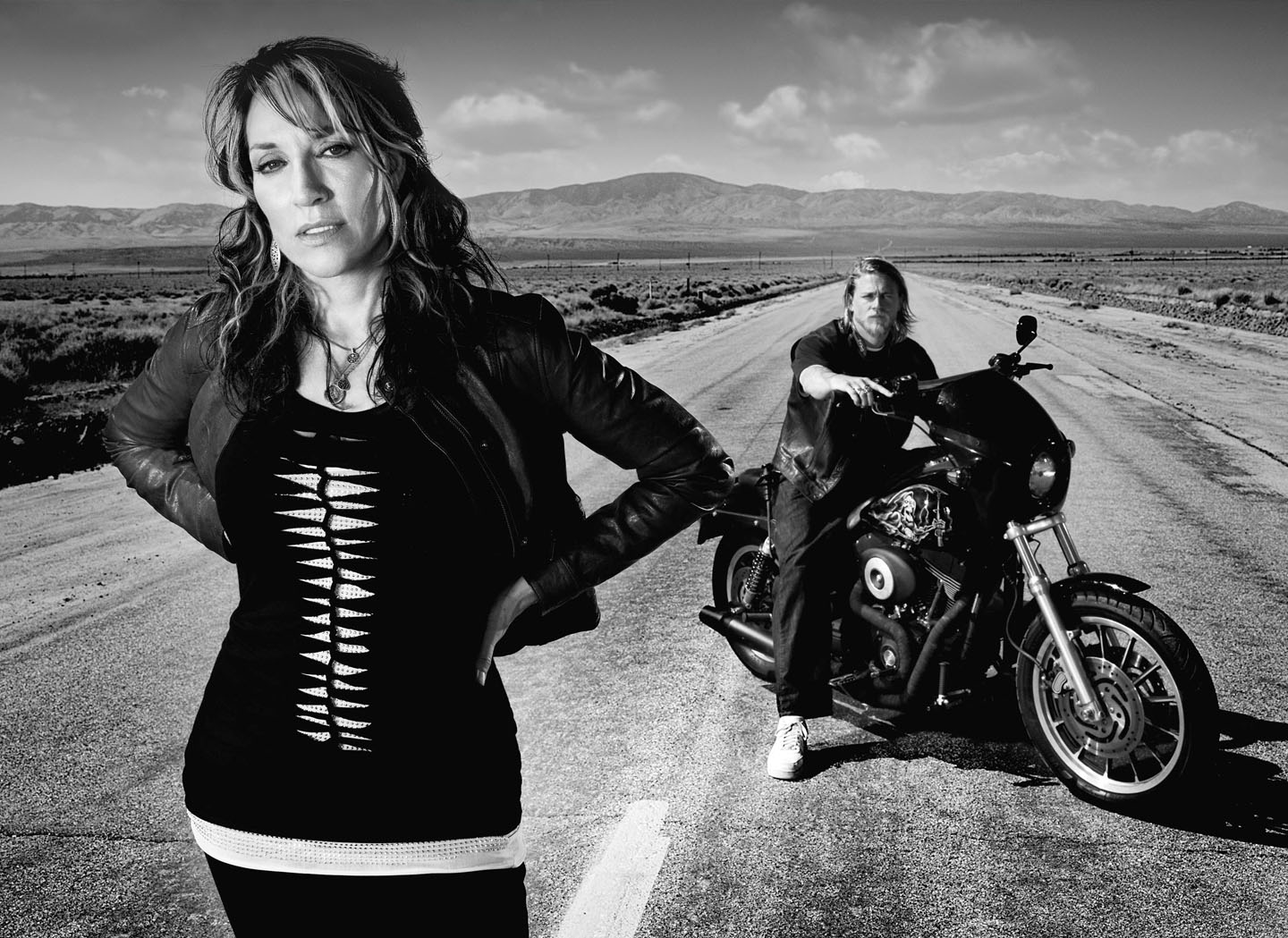 Sons of Anarchy netflix serie