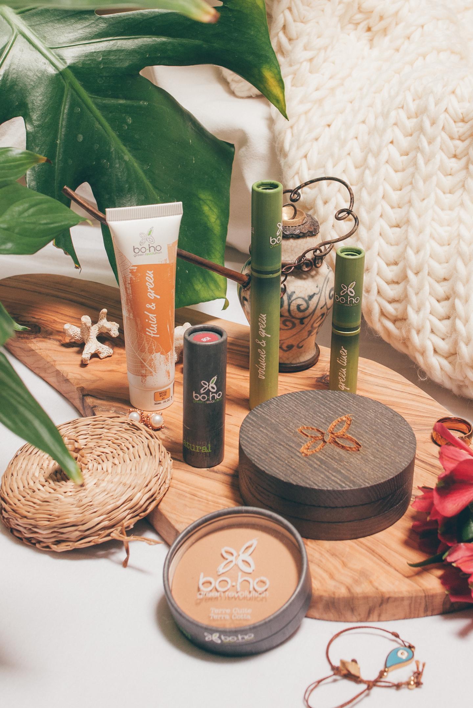 Boho Green Make-up cosmetics review