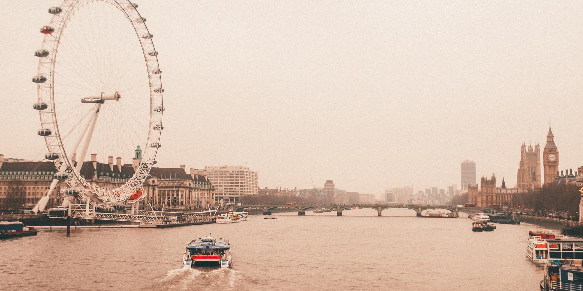 Deze reizen wil ik graag nog eens overdoen Londen