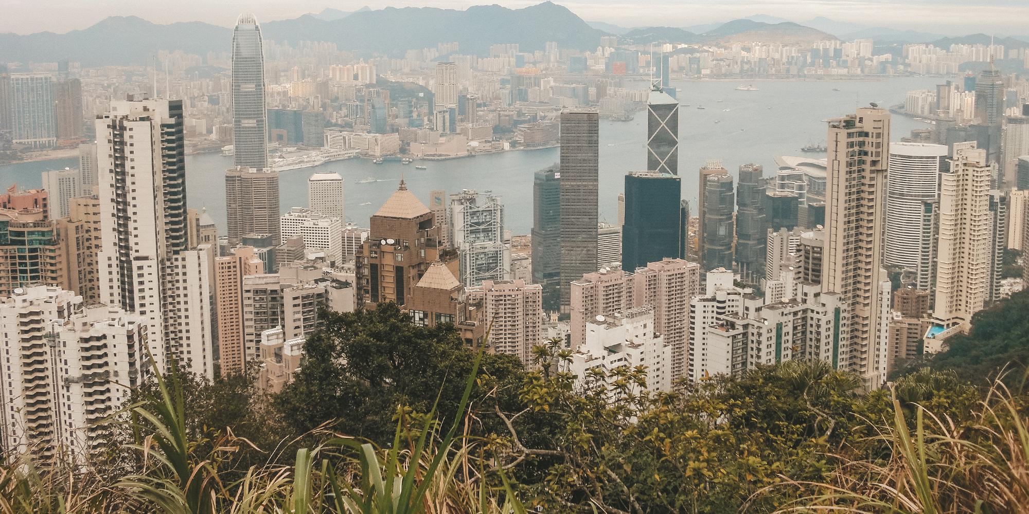 Deze reizen wil ik graag nog eens overdoen Hong Kong