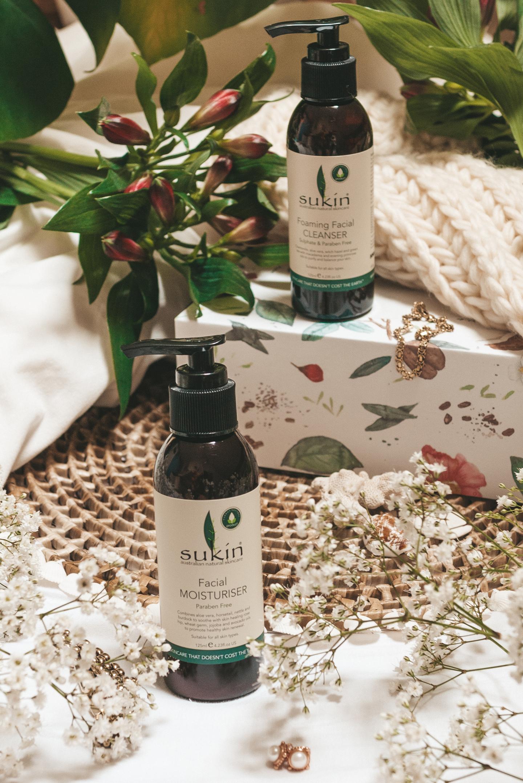 Sukin Basislijn review vegan skincare